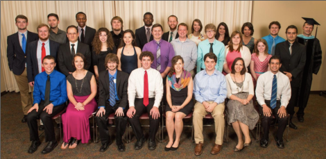 2015 CAS Honors Day Music Scholarship Award Recipients